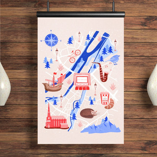 Poster design | Illustration