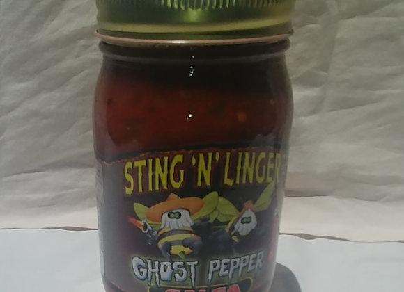 Salsa Ghost Pepper      16 oz