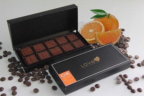 Orange Dark Chocolate