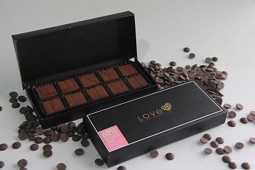 60% Semi Sweet Dark Chocolate