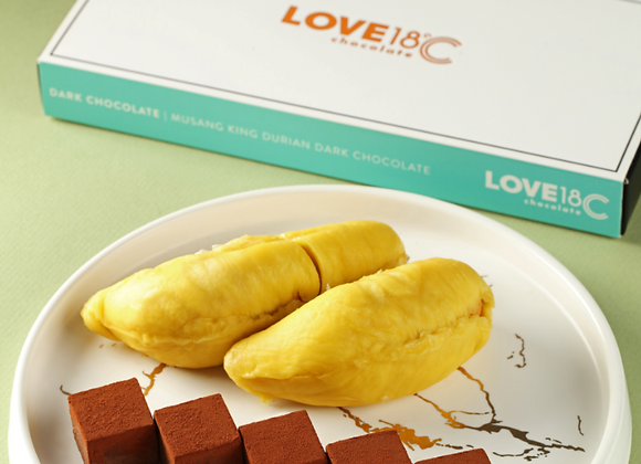 Musang King Durian Dark Chocolate