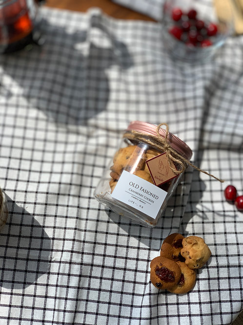 OLD Fashioned Cranberry Cookies / by Abegale