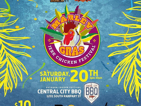Jerk Chicken Festival 2018