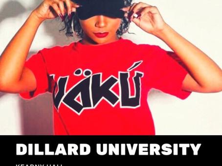 VäKú Friday Pop-⬆️ Shop at Dillard University TODAY!