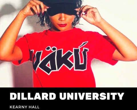 VäKú Friday Pop-⬆️ Shop at Dillard University TODAY!