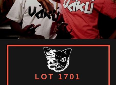 VäKú POP-⬆️ Shop @ LOT 1701 in New Orleans, LA on 12/30.