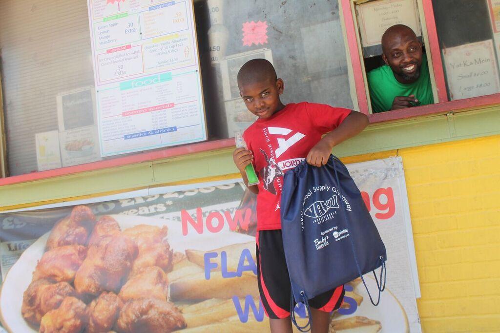 VaKu School Supply Giveaway 2016