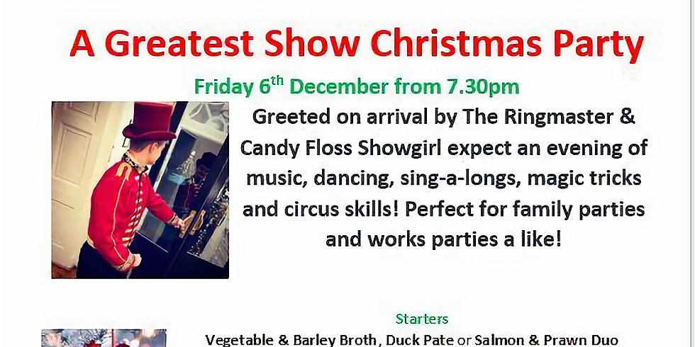 The Greatest Show at Christmas