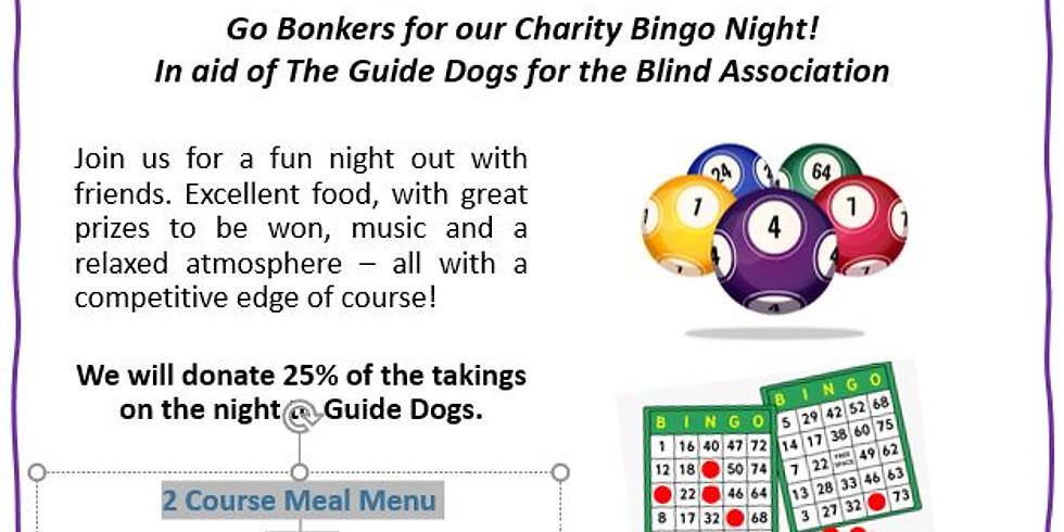 Charity Bingo Bonanza*