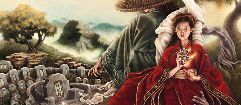 """Resenha: """"A Noiva Fantasma"""" de Yangsze Choo"""