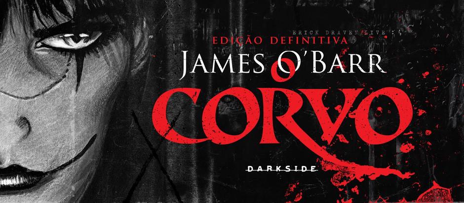 """Resenha: """"O Corvo"""" de James O'Barr"""