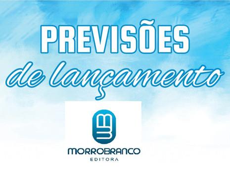 Previsões de Lançamentos para 2021: a editora Morro Branco