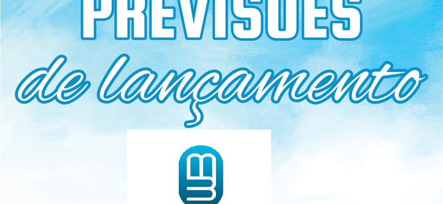 Previsões de Lançamento para 2020: a Editora Morro Branco