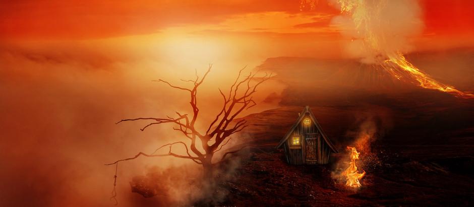 """Resenha: """"Promessa de Fogo"""" (Abismo vol. 1) de Thiago D'Evecque"""