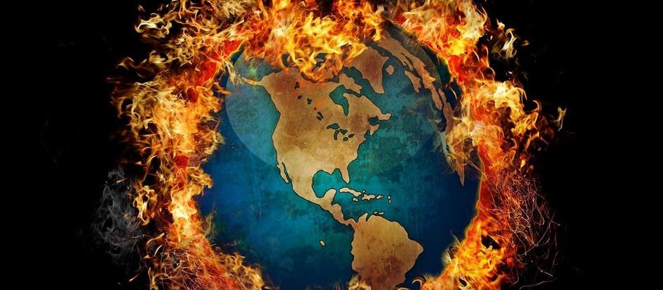 """Resenha: """"Aquecimento Global (Em Fogo Alto)"""" de Rodrigo Rahmati"""