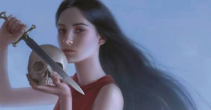 """Resenha: """"Naondel"""" (As Crônicas da Abadia Vermelha vol. 2) de Maria Turtschaninoff"""