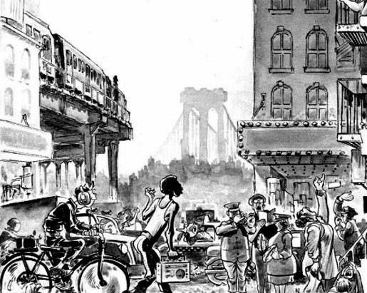 """Resenha: """"Nova York"""" de Will Eisner"""