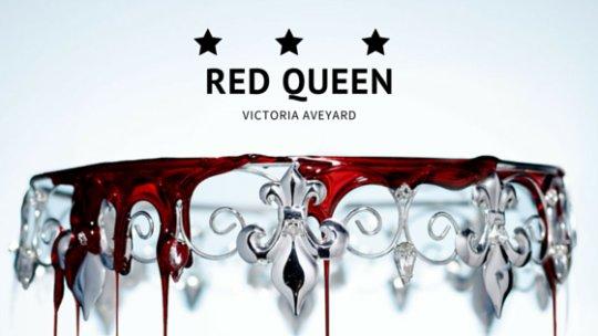 """Resenha: """"A Rainha Vermelha"""" (A Rainha Vermelha vol. 1) de Victoria Aveyard"""