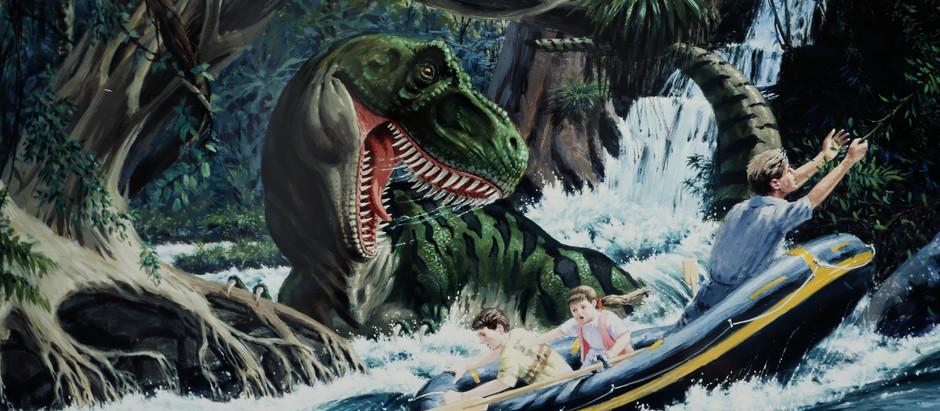 """Resenha: """"Jurassic Park"""" de Michael Crichton"""