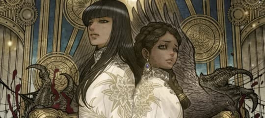 "Resenha: ""Monstress vol. 5 - Warchild"" de Marjorie Liu e Sana Takeda"
