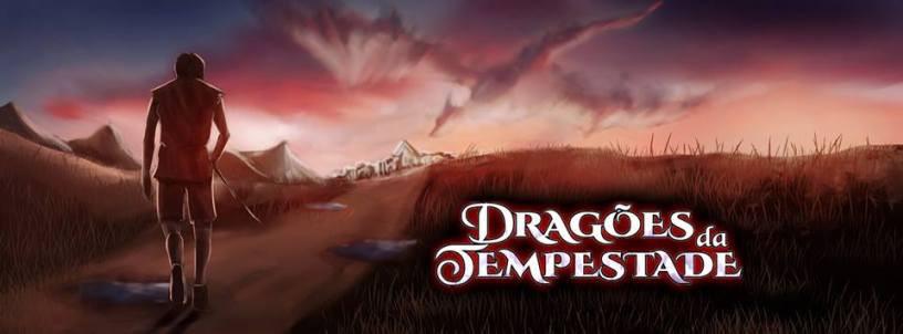 """Resenha: """"Dragões da Tempestade"""" de Leonardo Reis"""