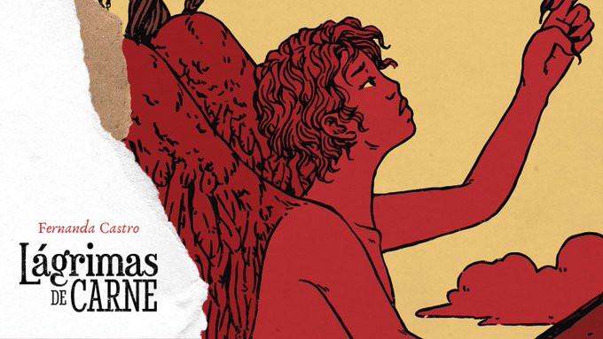 """Resenha: """"Lágrimas de Carne"""" de Fernanda Castro"""