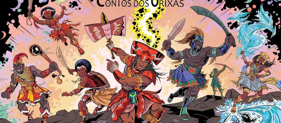 """Resenha: """"Contos dos Orixás"""" de Hugo Canuto"""