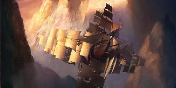 """Resenha: """"The Winds of Khalakovo"""" (The Lays of Anuskaya vol. 1) de Bradley P. Beaulieu"""