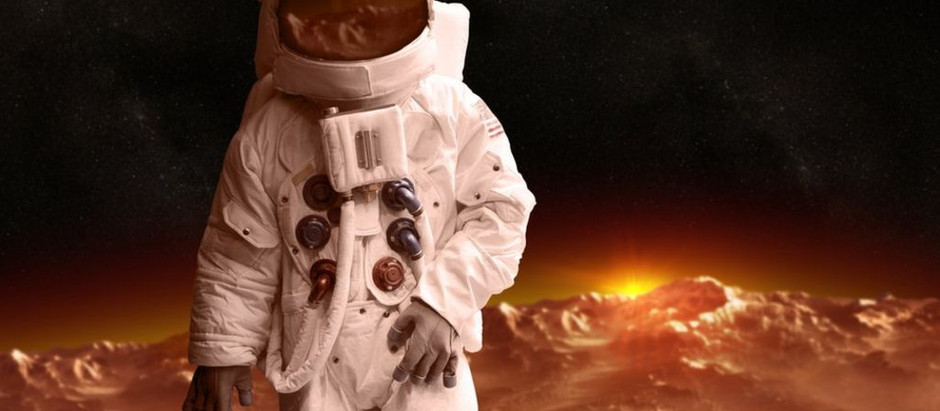 "Resenha: ""The Lady Astronaut of Mars"" de Mary Robinette Kowal"