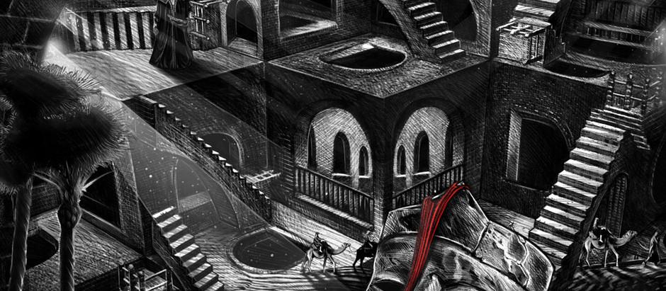 """Resenha: """" A Ascensão de Senlin"""" (Os Livros de Babel vol. 1) de Josiah Bancroft"""