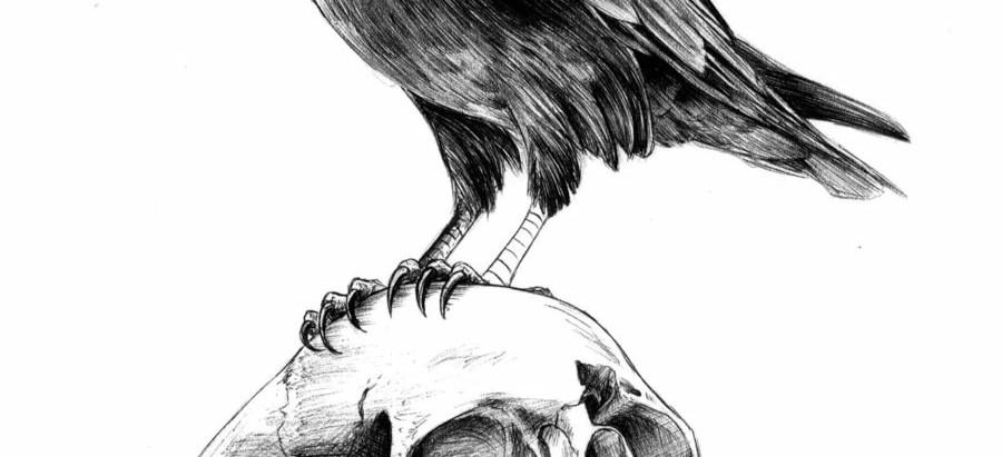 """Resenha: """"O Corvo"""" de Edgar Allan Poe"""