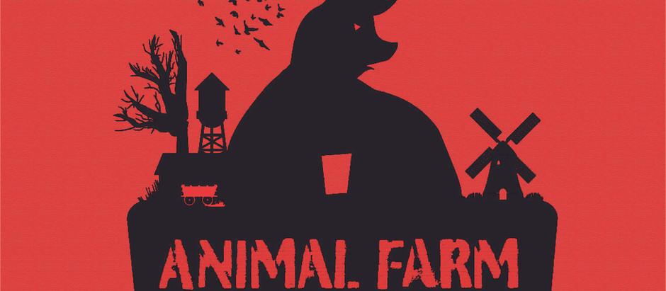 """Resenha: """"A Fazenda dos Animais"""" (ou A Revolução dos Bichos) de George Orwell"""