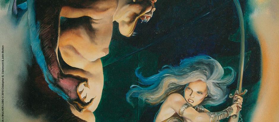 """Resenha: """"Marada - A Mulher-Lobo"""" de Chris Claremont e John Bolton"""