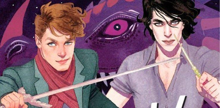 Indicações de livros de fantasia e ficção científica com personagens LGBT