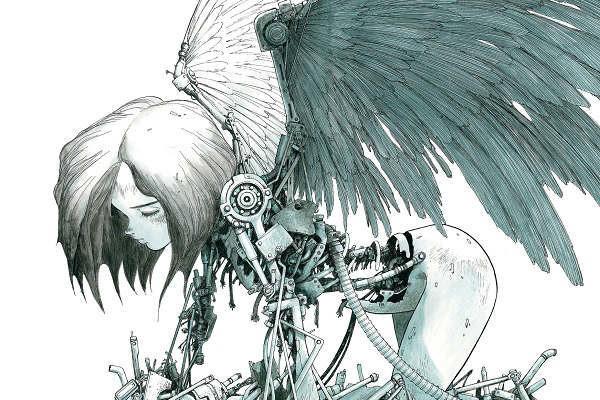 """Resenha: """"Battle Angel Alita vol. 1"""" de Yukito Kishiro"""