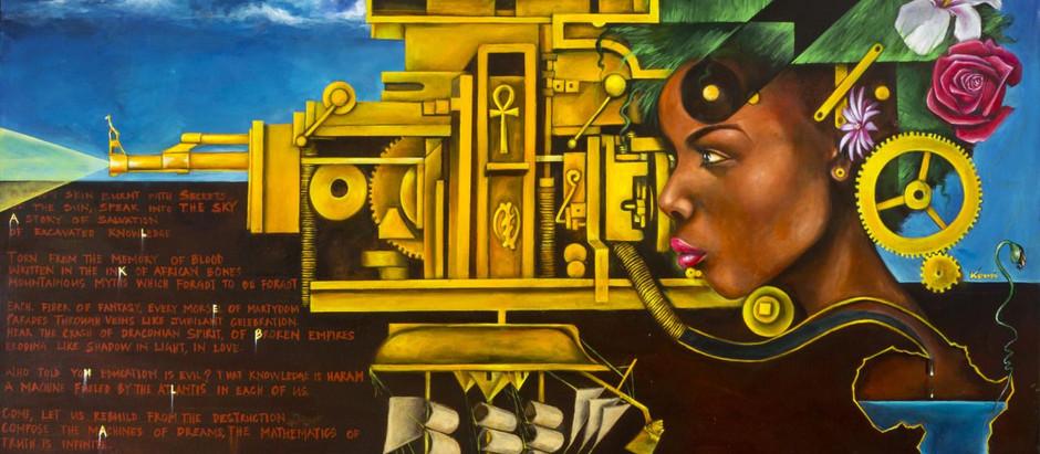 """Resenha: """"Afrofuturismo - O Futuro é Nosso vol. 1"""" organizado por Alexandre Diniz e outros"""