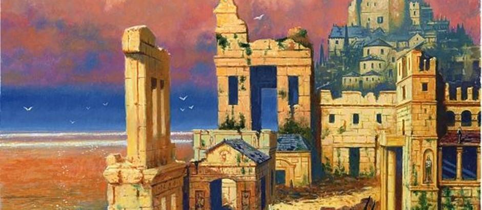 """Resenha: """"O Feiticeiro de Terramar"""" (Ciclo de Terramar vol. 1) de Ursula K. Le Guin"""