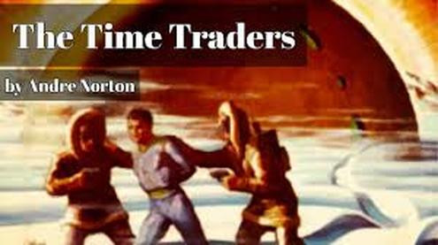 "Resenha: ""The Time Traders"" (Ross Murdock vol. 1) de Andre Norton"