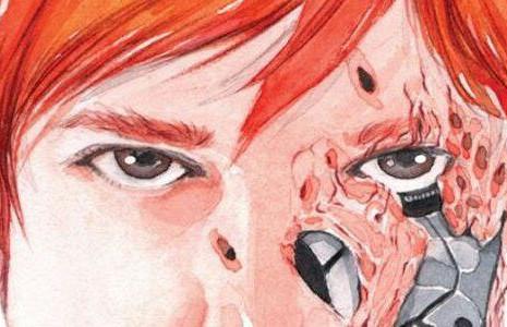 "Resenha: ""Descender vol. 3 - Singularities"" de Jeff Lemire e Dustin Nguyen"