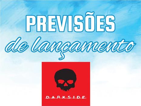 Previsões de Lançamento para 2021: a DarkSide Books