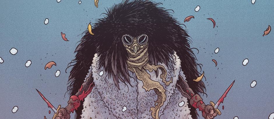 "Resenha: ""Little Bird - The Fight for Elder's Hope"" de Darcy Van Polgeest e Ian Bertram"