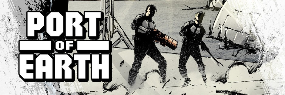 "Resenha: ""Port of Earth vol. 1"" de Zack Kaplan e Andrea Mutti"