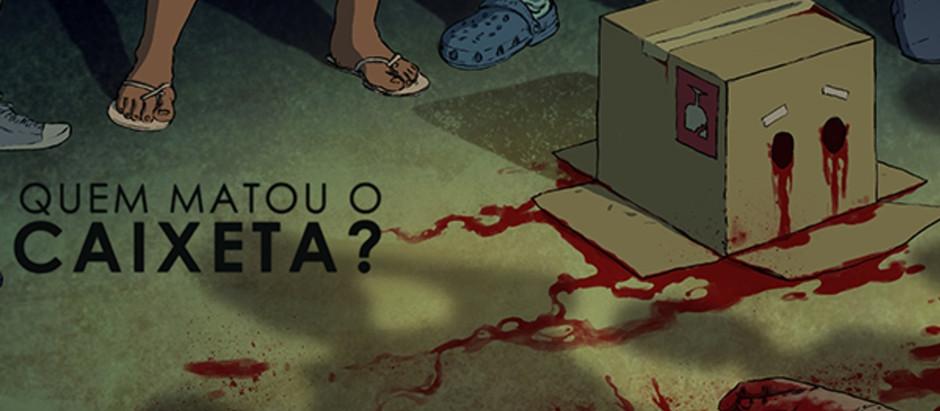 """Resenha: """"Quem Matou o Caixeta"""" de Rainer Peter"""