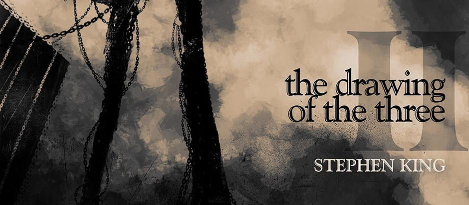 """Resenha: """"A Escolha dos Três"""" (A Torre Negra vol. 2) de Stephen King"""