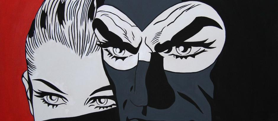 """Resenha: """"Diabolik vol. 1"""" de Mario Gomboli"""