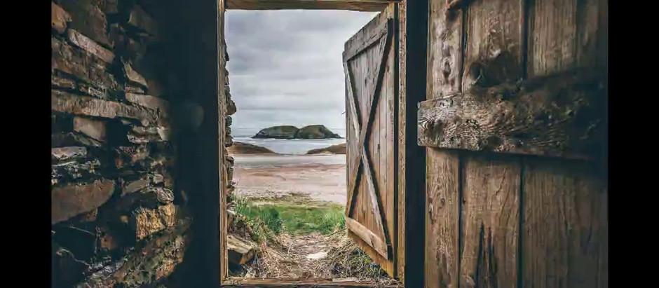 """Resenha: """"A Porta no Muro"""" de H.G. Wells"""