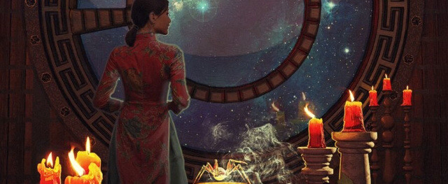 "Desafio Ficções Humanas: ""The Tea Master and the Detective"" de Aliette de Bodard"