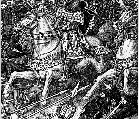 """Resenha: """"Excalibur"""" (Crônicas de Artur vol. 3) de Bernard Cornwell"""