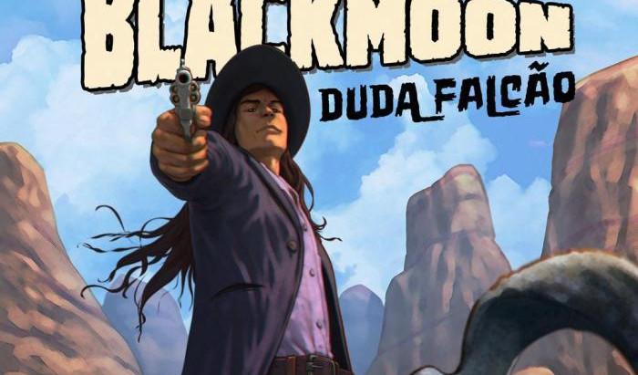 """Resenha: """"O Estranho Oeste de Kane Blackmoon"""" de Duda Falcão"""