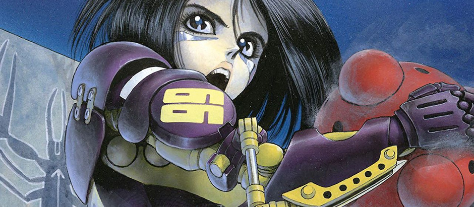 "Resenha: ""Battle Angel Alita vol. 2"" de Yukito Kishiro"